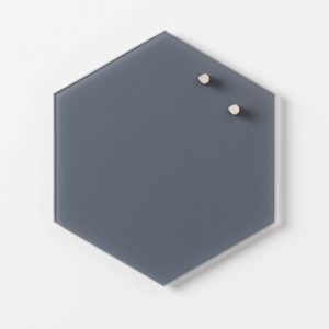 Magnetic Hexagonal boards 21 cm